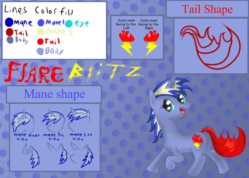 Flare Blitz Reference by Actualgamerowned
