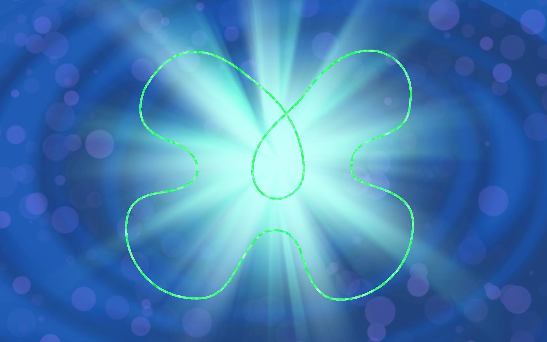 Flora's Fairydust Symbol w Background by SparxGuardian on DeviantArt