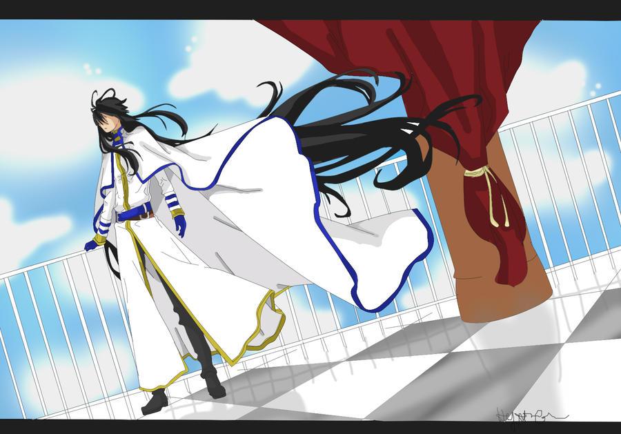 Monochrome Factor Akira Nikaido: RYUKO By Heyhey00 On DeviantArt