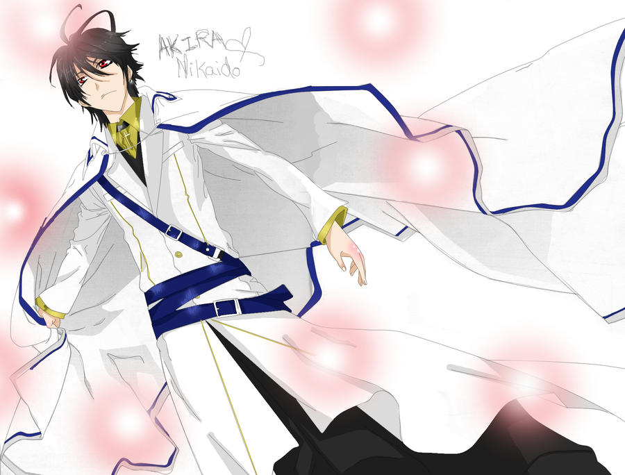 Monochrome Factor Akira Nikaido: Akira Transformation By Heyhey00 On DeviantArt