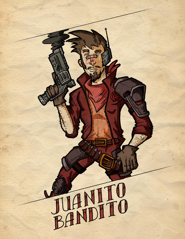 Juanito Bandito: Desert Sci-Fi by JuanitoBandito