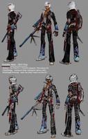 Antiegoist ++Punisher  Male++ by samavan