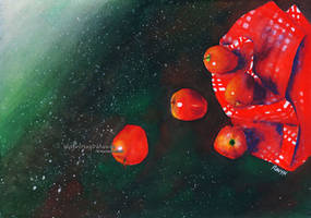 'Simple Things' Day 21: Sweet, Sweet Apples by SlytherclawPadawan