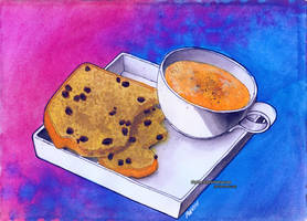 'Simple Things' Day 23: A Quick Breakfast
