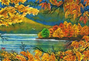 Late Fall-er by SlytherclawPadawan
