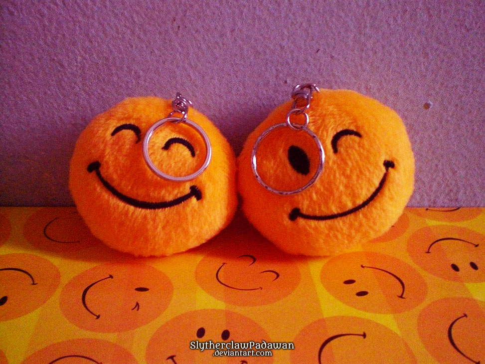 Smiley Couple by SlytherclawPadawan