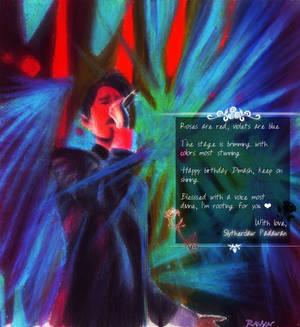 Shine II (Dimash Kudaibergen) [Birthday Greeting]