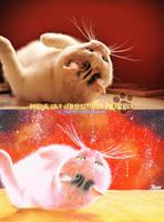 Mega Cat Commission Project sample-MK-2 by SlytherclawPadawan