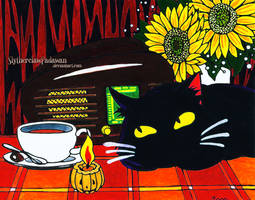 Chat Noir #1 [with whiskers] v.2 (Enhanced)