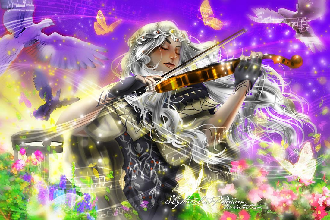 Music of the Dawn by SlytherclawPadawan