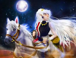 Night Journey by SlytherclawPadawan
