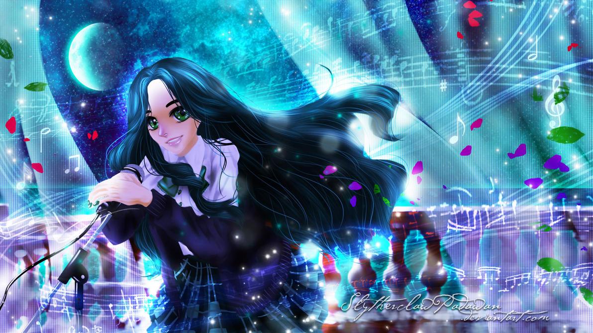 Moonlight Song by SlytherclawPadawan