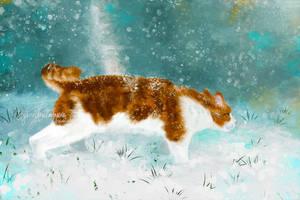 Fun Sketch #3 - Explore the Snow v.3 Vibrant