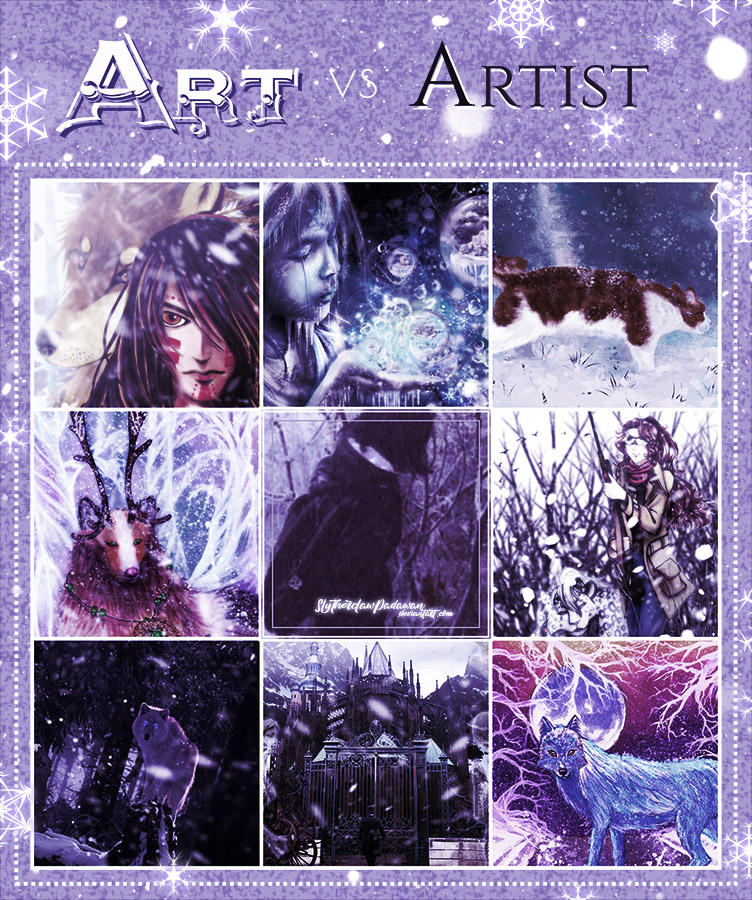 Art vs Artist #6 Winter