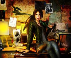 [FAN ART] Tomb Raider v.1 by SlytherclawPadawan