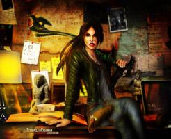 [FAN ART] Tomb Raider v.2 by SlytherclawPadawan