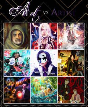 Art vs Artist #7