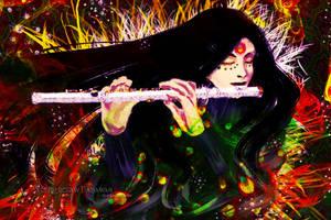 Soul Portrait #2 Vain Virtuoso v.2 by SlytherclawPadawan