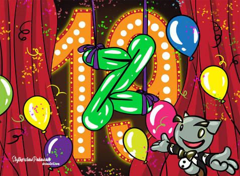 DA Birthday Event 2019 - Shoot the Balloons!