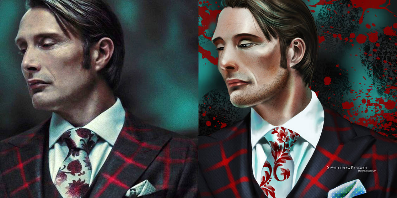 Gothic Illustration Project #2 Ref. Comparison