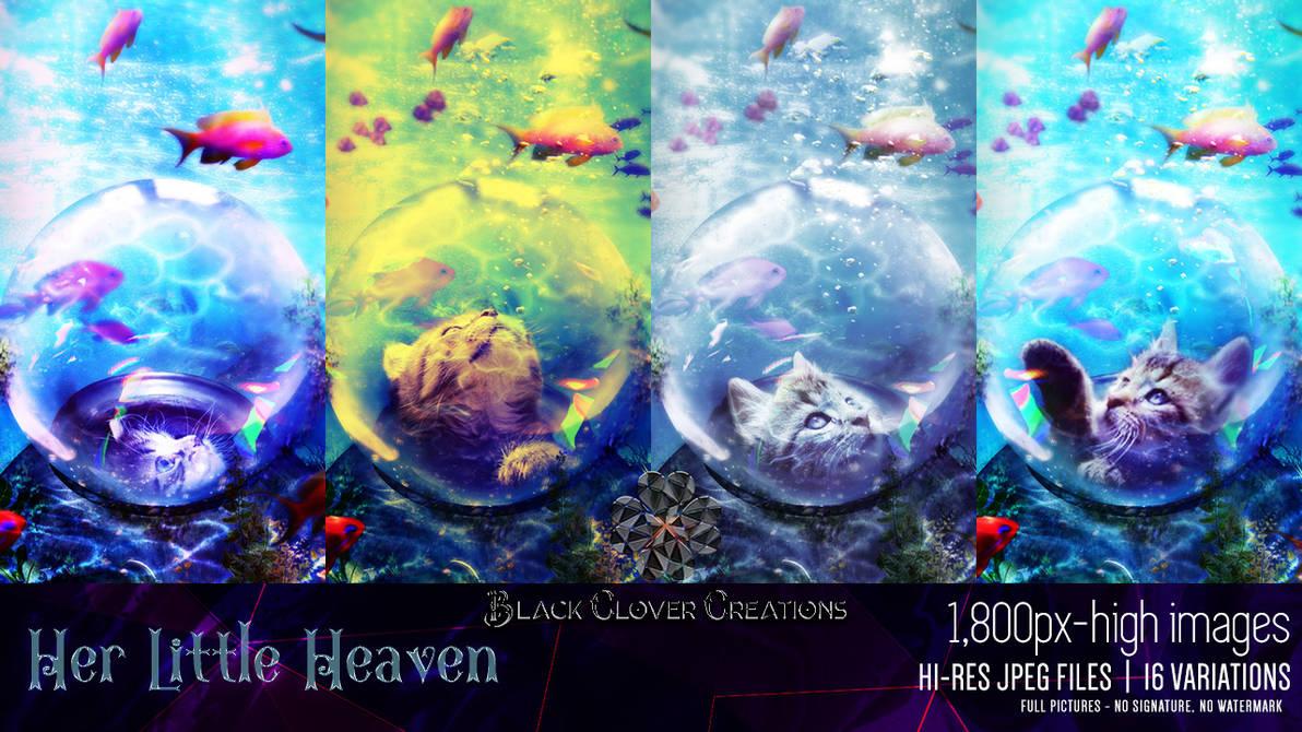 Her Little Heaven [Premium Content Pack]