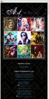 Slytherclaw Padawan - Custom Box Archive #6