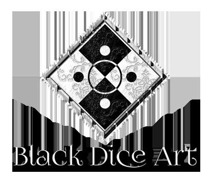 Black Dice Art 2