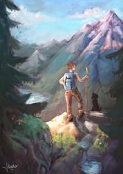 Hike by JanKaercher