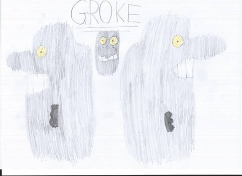 Grokes!
