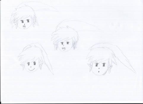 Link Doodles!