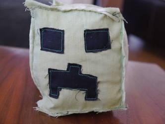 Mini Creeper Head Cushion