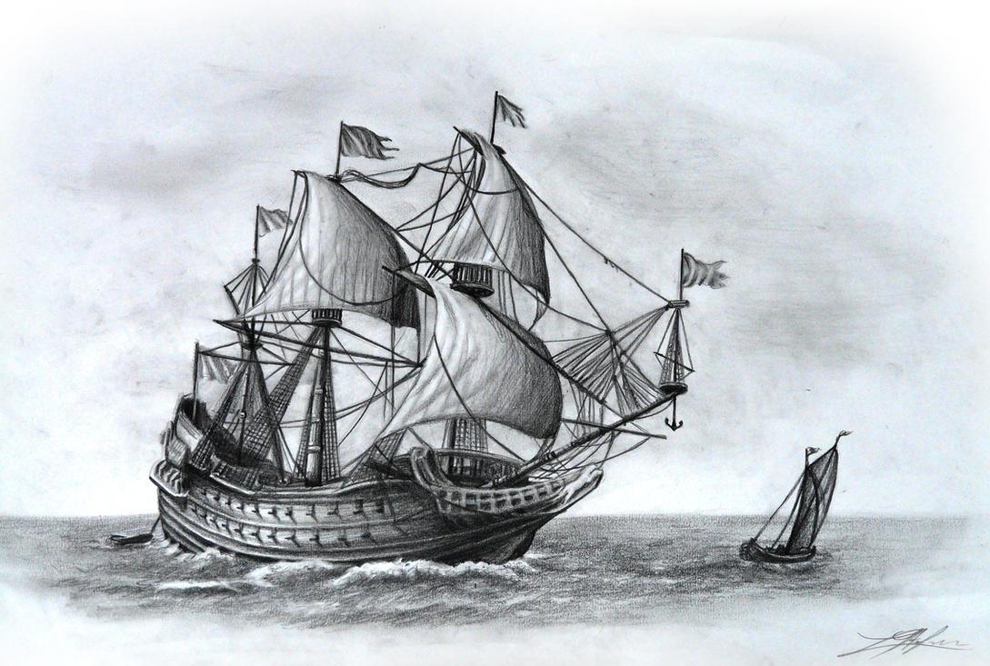 Swedish Regal Ship VASA by ZenBenZen