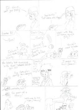 Nuzlocke On HG Page 8