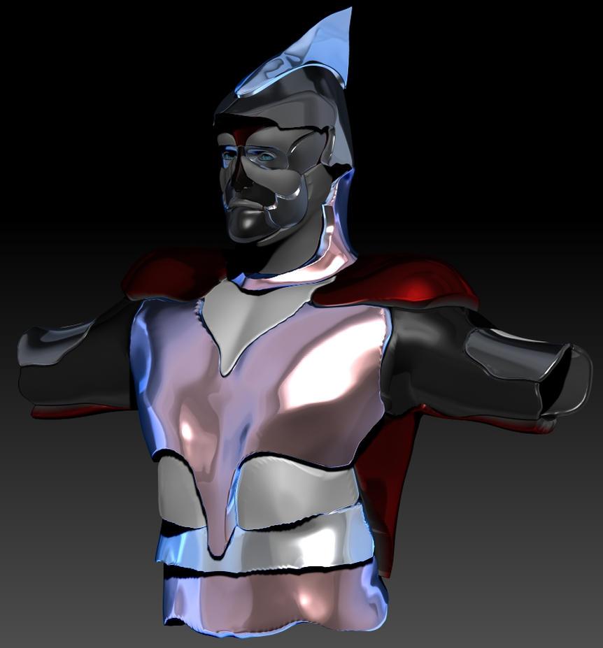 Robot Dude 01