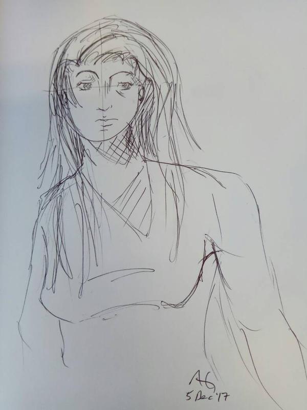 Practice Girl by NinjaObsessed