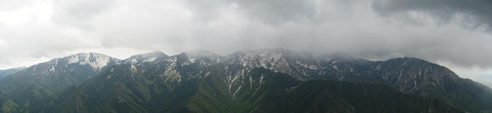 Olympus Ridge