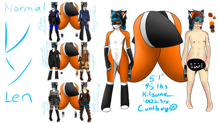 2016  Ref Sheet by Endromida