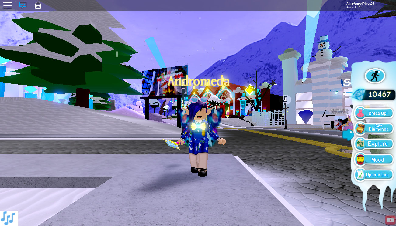 My Roblox Character In Royale High By Crystalgamerstar On Deviantart