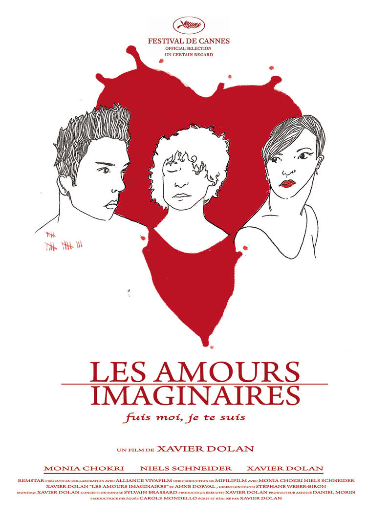 Les Amours Imaginaires by saarah18