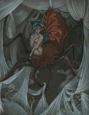 Arachne's Web by JudithMayr