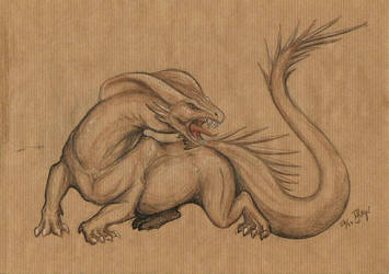Beastie by JudithMayr