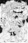 KARMATRON INKS by ricplata
