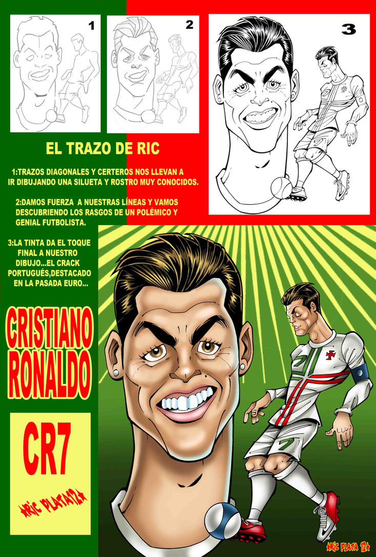 CR7 by ricplata