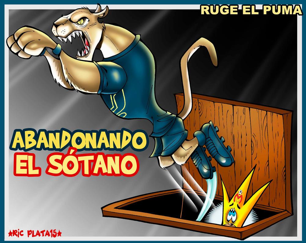 RUGE EL PUMA by ricplata