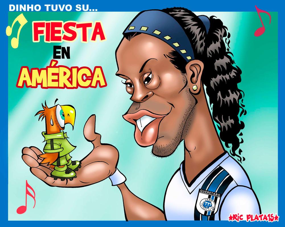 FIESTA EN AMERICA by ricplata