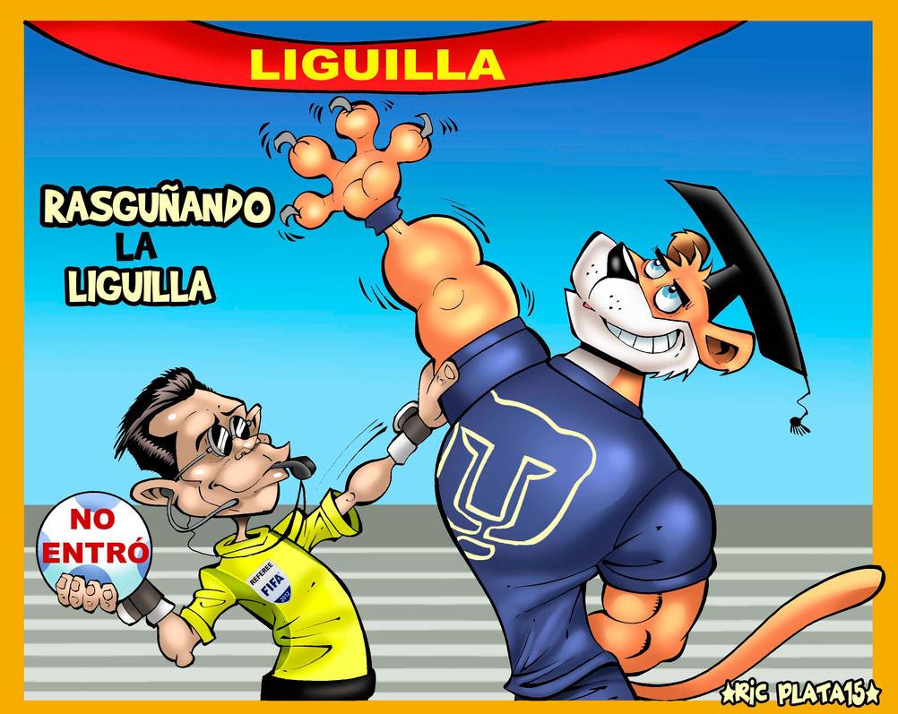 MANITA Y GARRA by ricplata