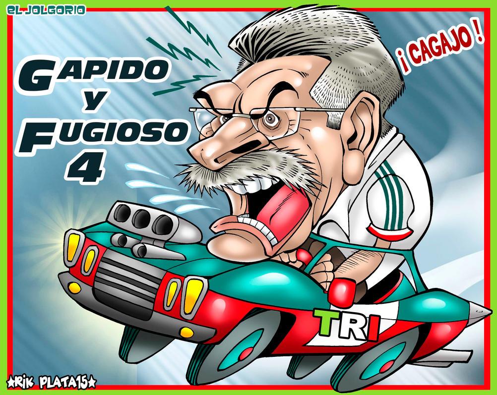 GAPIDO Y FUGIOSO by ricplata