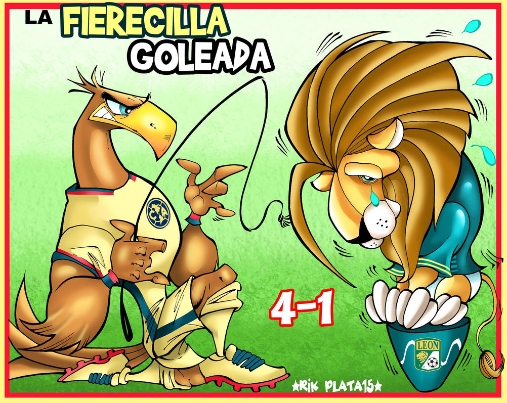 FIERECILLA GOLEADA by ricplata