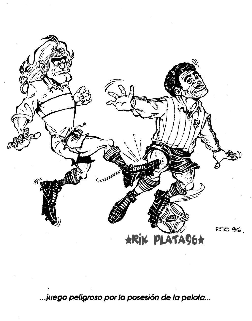 JUEGO PELIGROSO by ricplata