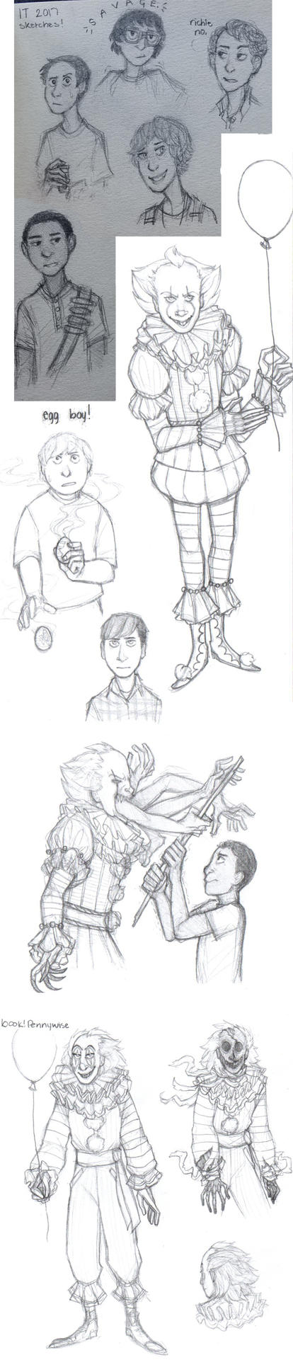 [IT] sketchdump by stephsin2kh